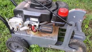 Fix Auction buy Craftsman edger with Tecumseh not running or won't start