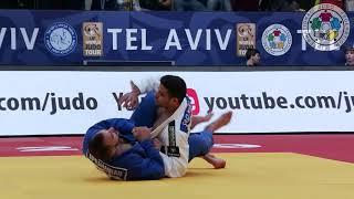 Sagi MUKI (ISR) makes mark at #JudoTelAviv2019