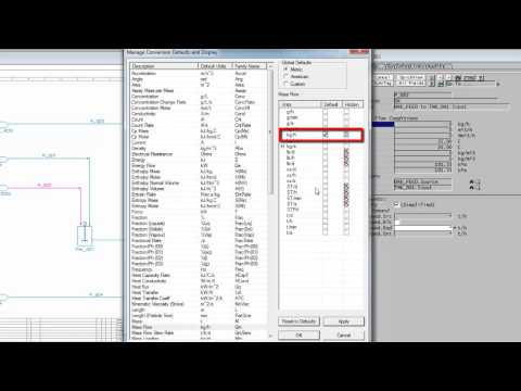 Tutorial Section 2.7 Part 2 - Change Engineering Units Display