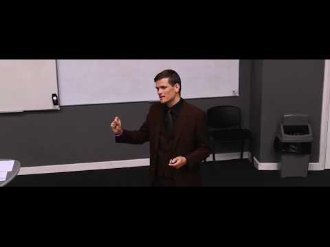 Craig Dean - If You Haven't Already Got a Job (University of Salford)