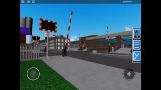 GCR Roblox | Level Crossings around the map.