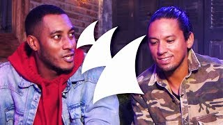 Sunnery James & Ryan Marciano discuss new single 'Born Again' and AMF