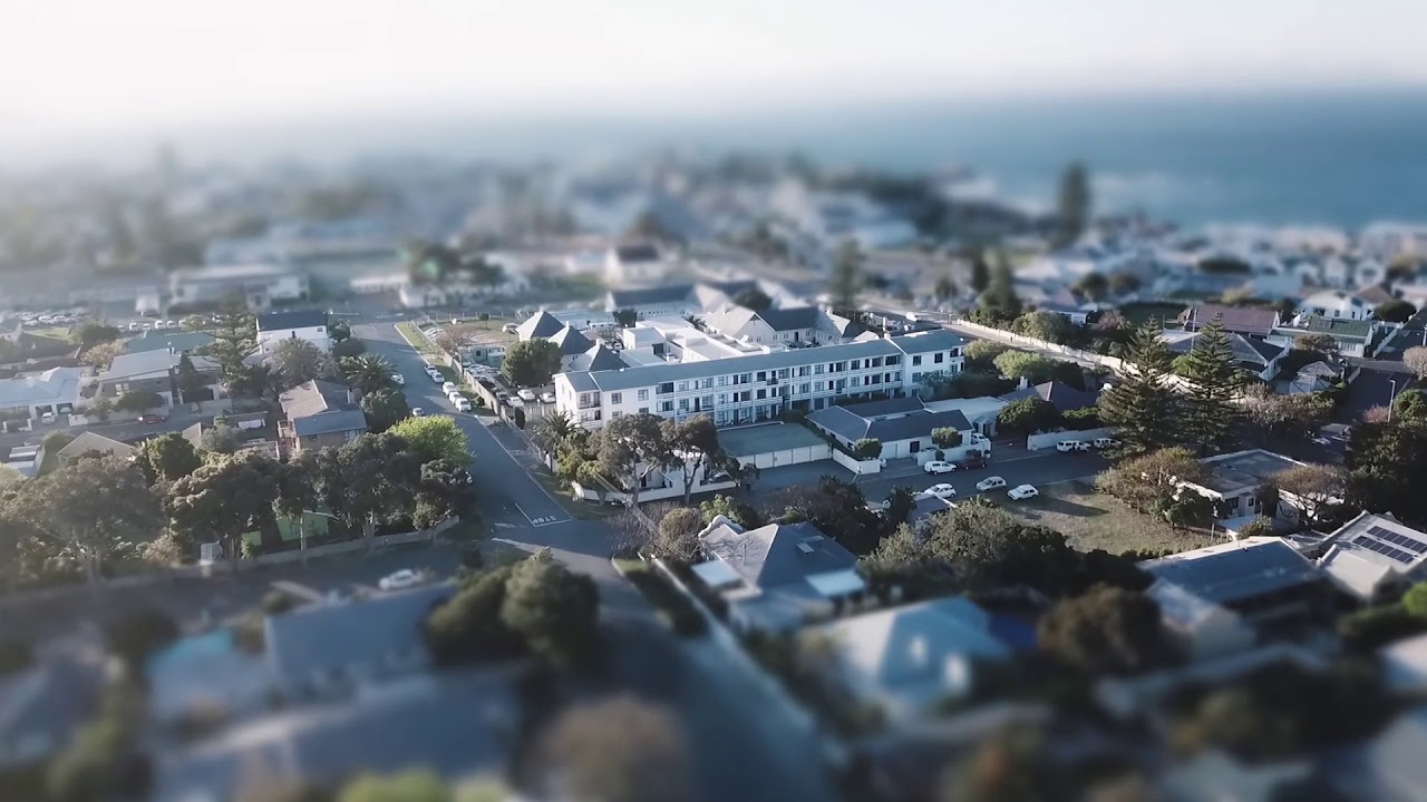 Hermanus, South Africa by Drone
