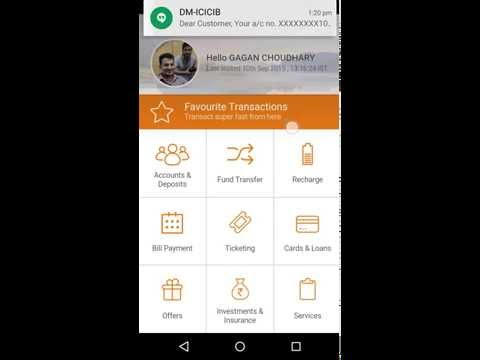 How To Do Imps In Icici Bank With Imobile