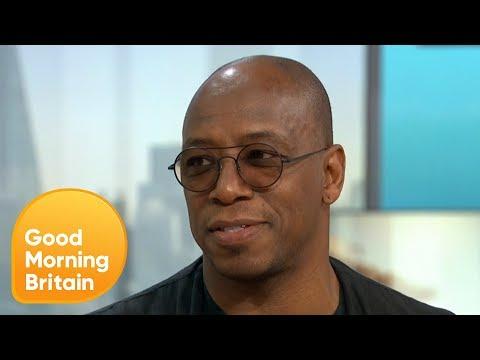 Ian Wright on Celebrating England's Black Footballers | Good Morning Britain