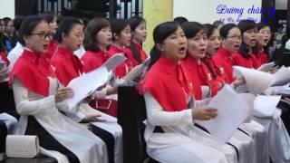 Đường Chân Lý - 14 Ca đoàn tại Thái Hà trình bày