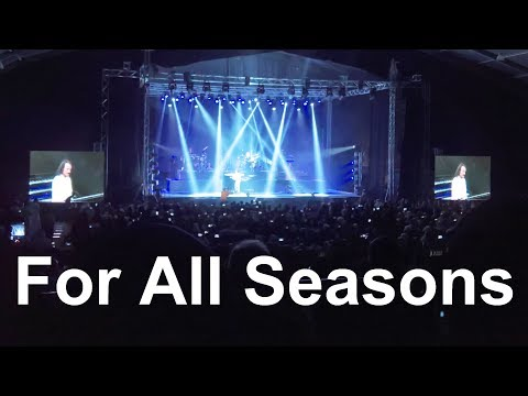 YANNI  For All Seasons  in Jeddah 2017