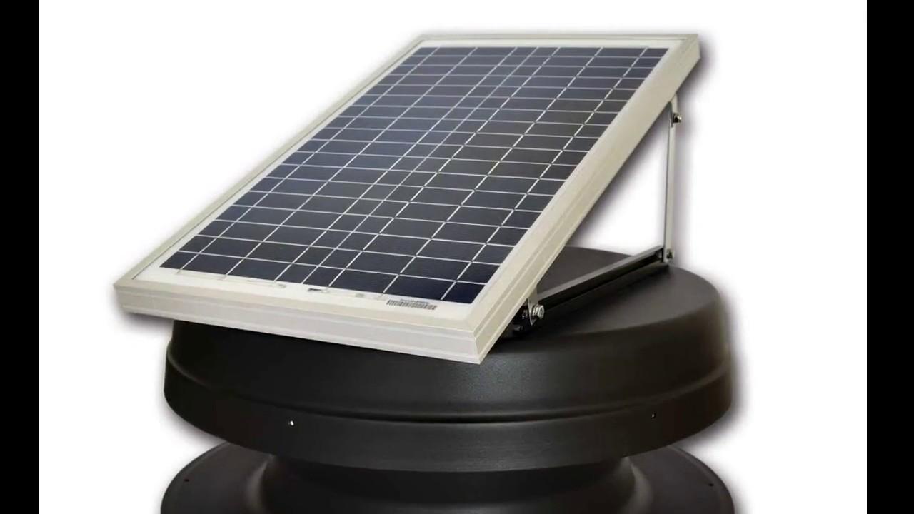 Solar powered attic fan review - Buy Solar Attic Fans Online 480 560 4176 Best Quality