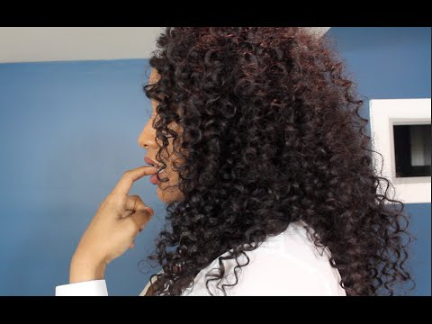 Curly Hair Update Tangling Amp Best Products To Use Jaz