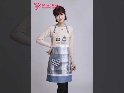 Cooking Apron For Woman -- China Contract Manufacturing Companies