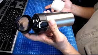 Сититермос Tiger MMY-A036 тест температуры