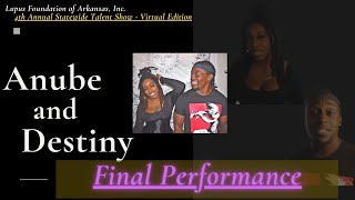 Anube & Destiny : Finals Performance  : 4th A.S.T.S  (Virtual Edition)