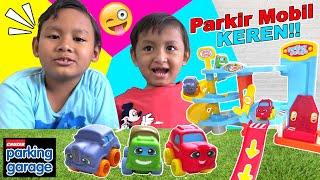 Praya Bermain Mainan Mobil Mobilan Keren | Cruzer Parking Garage