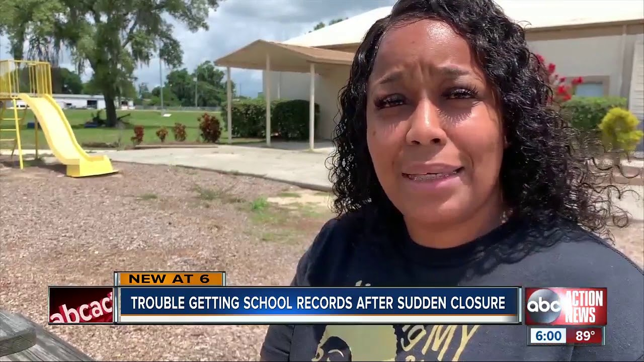 Parents struggling to obtain school records after School Academy, Kingdom Prep closes