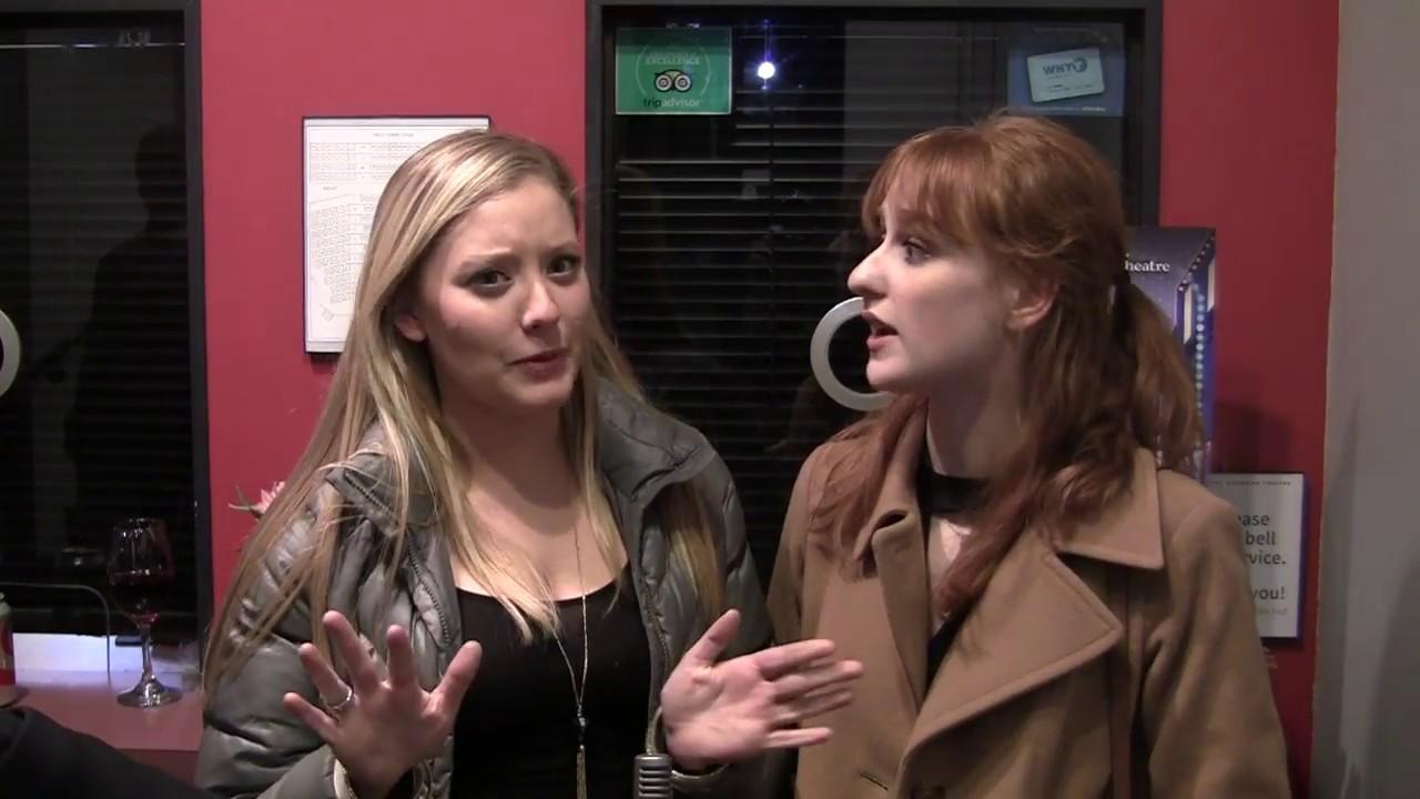 Amy Schumer Nua the producers - bristol riverside theatre