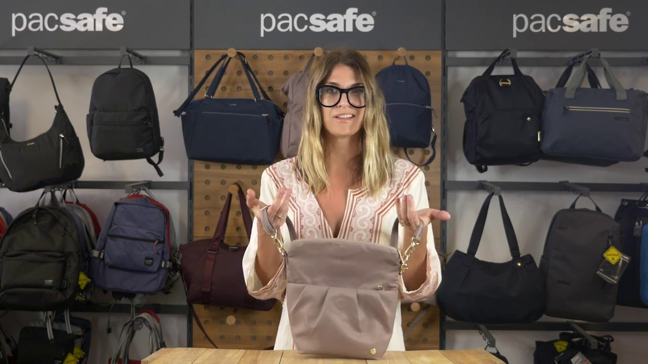 f5cbf02212ec Pacsafe Citysafe CX Anti-Theft Convertible Crossbody Bag 20405 @  www.bagworld.com.au