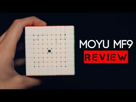 So viele Steine!   Moyu MF9   Review