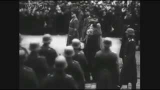 第46号 松岡外相ヒトラー総統を訪問 ナチス酷似旗 検索動画 21