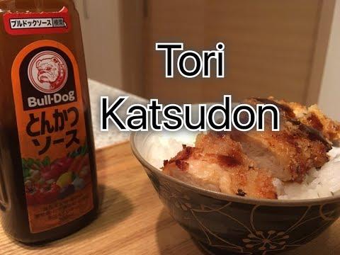 recette-:-tori-katsudon-(katsudon-au-poulet)