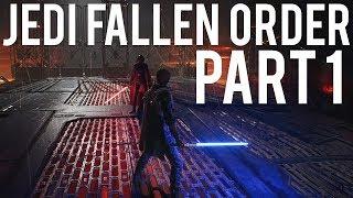 Jedi Fallen Order Part 1