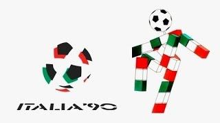 Argentina - Cameroon WC1990