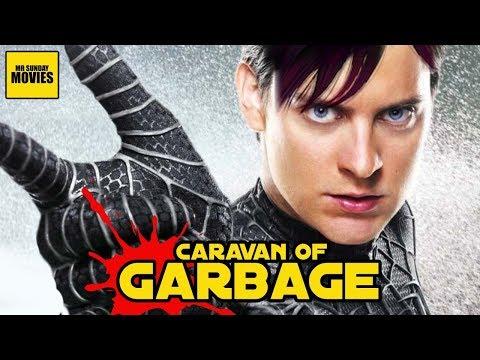 spider-man-3---caravan-of-garbage