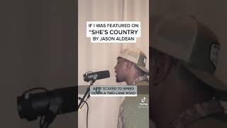 Jason Aldean She S Country Lyrics - مهرجانات