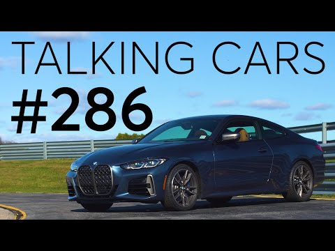 2021 BMW 4 Series First Impressions; Test Drives During The Pandemic | Talking Cars #286