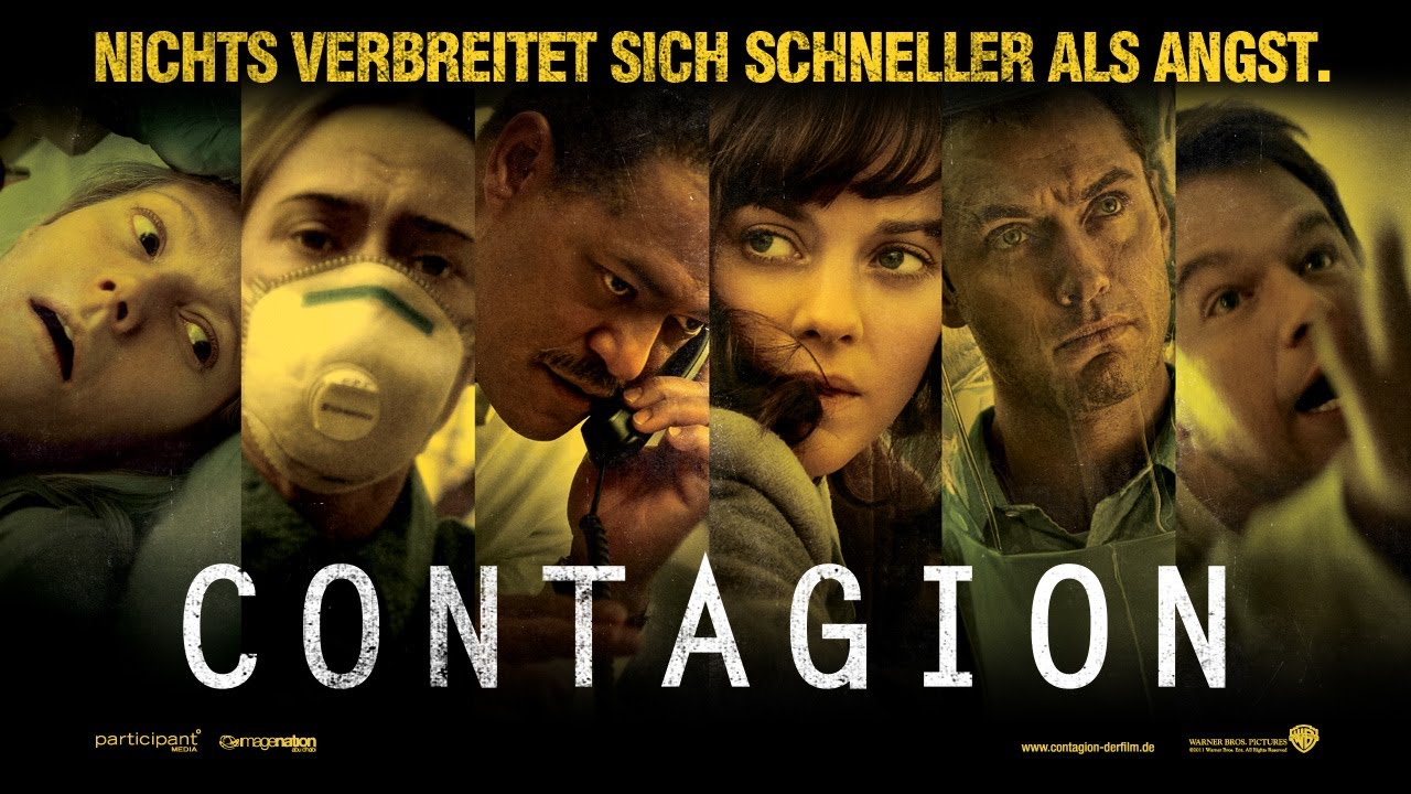 Contagion Film Deutsch