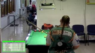 2016 Qld 8 Ball Womens State Singles Round Robin