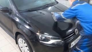 Обработка автомобиля жидким полимером AutoMagic