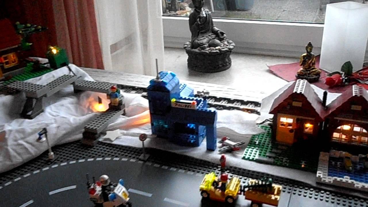 Lego Weihnachtsmarkt.Lego Weihnachtsmarkt By Enkrodt
