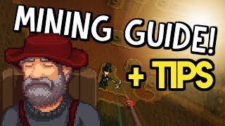 HOW TO MASTER THE MINES! - (Mining Guide & Tips) - Stardew Valley