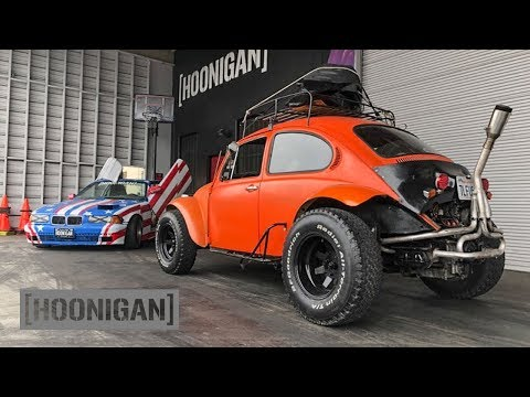[HOONIGAN] DT 177: Introducing ScumBug our $2500 Baja Bug