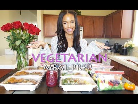 Vegetarian Meal Prep
