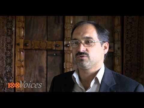100 Voices on the future of genomics: Khaleel Zaynali Nezhad, GUA, Iran