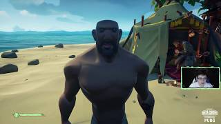 Sea of Thieves with Mob5ter, melharucos #1. Closed beta.