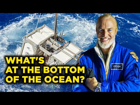 LIFE AT 11 KM DEEP? The history of exploration of the Mariana Trench