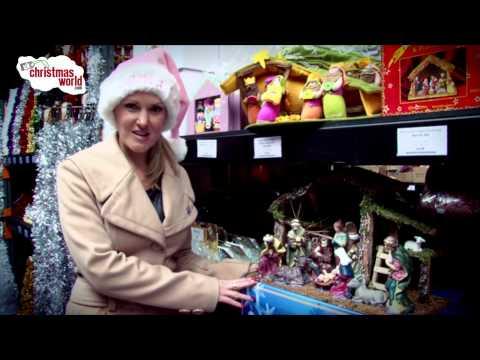 Traditional Christmas Nativity Scenes
