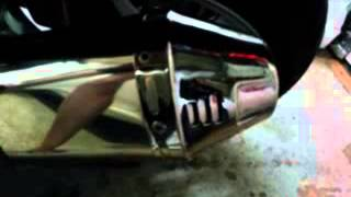 Глушители на BMW F800ST(Обзор глушителей стандарт и yoshi muro f22., 2014-06-28T11:45:47.000Z)