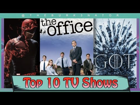 Top 10 TV Shows of All-Time