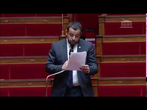 Adrien MORENAS a posé une QOSD sur les dysfonctionnements sérieux de l'ANTS.