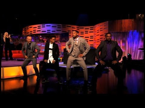 *SPECIAL EDITION* 'The Fresh Prince of Bel-Air' Rap - The Graham Norton Show May 30 BBC AMERICA