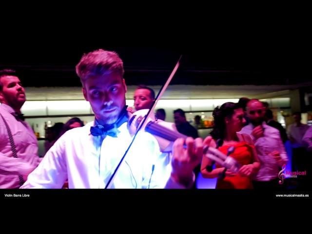 Violin Barra Libre - Infinity