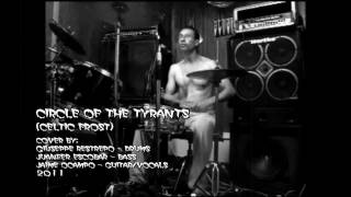 ULTRA-VIOLENCE: Circle of the Tyrants (Celtic Frost cover).