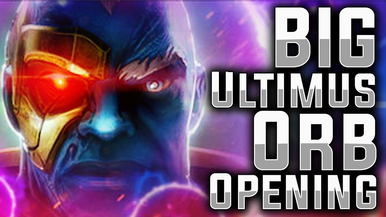 BIG Ultimus Orb Opening! - 7 Days of YouTube!!
