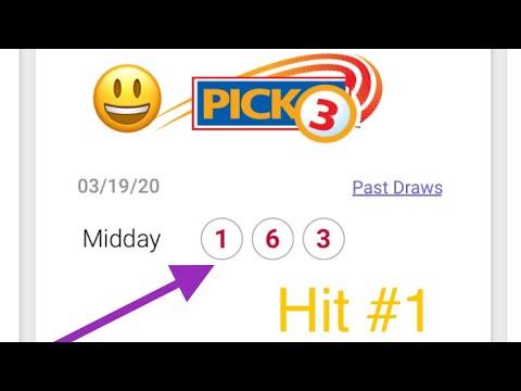 Hit 1 Ohio Lottery Pick 3 Lottery Predictions Youtube