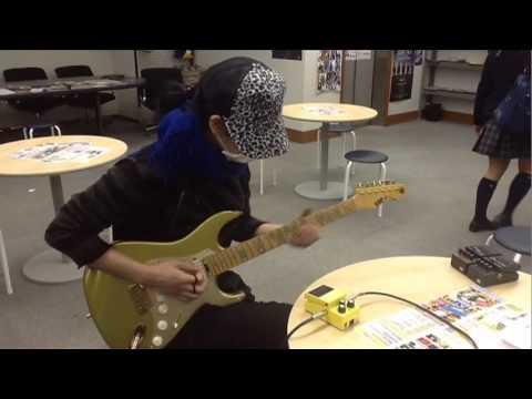 大村孝佳先生 EMSでBOSSエフェクターを試奏する!の巻