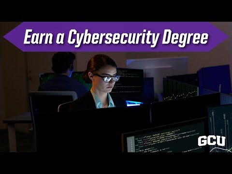 GCU Online Degree Programs | Online Cyber Security