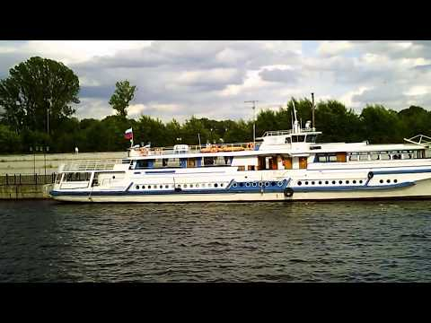 Visit to Kazan Pt 4 (Volga river). Travel to Russia